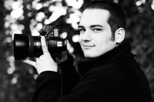 Portrait des Fotografen Christian Schwier